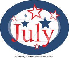 Love Love Love July! Kinda wish my birthday was in July :)