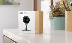 Nest Cam - really awesome and works with other nest products, like the connected smoke / co2 detector (don't want to come home to bad things).