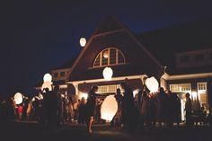 Wedding was held at Burlington Golf and Country Club Summer of 2013  http://www.weddingsburlington.com/     Stunning wedding backdrop of the Skyway Bridge and Lake Ontario   Photograph taken by: Hugh Whitaker; http://www.hughwhitaker.com/  DIY Wish Lanterns