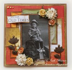 """Ineke""""s Creations: Just for Old Times Major Holidays, Diy Cards, Special Events, Card Making, Valentines, Joy, Scrapbook, Times, Halloween"""