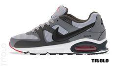 Nike Air Max Command – Wolf Grey – Black – Classic Grey