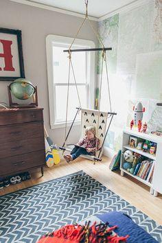 Kinderschaukel Für Kinderzimmer | Die 109 Besten Bilder Von Kinderzimmer Playroom Bedrooms Und Kids