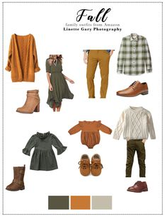 Fall Family Outfits, Family Portrait Outfits, Fall Family Portraits, Fall Family Pictures, Family Portrait Photography, Clothing Photography, Fall Pics, Photography Outfits, What To Wear Fall