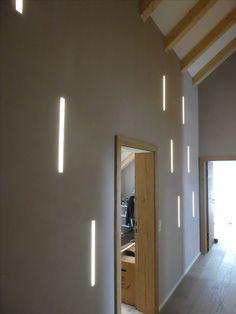 Wandbeleuchtung - realisiert durch die IMMER AG Lux-Manufaktur Led, Mirror, Design, Furniture, Home Decor, Decoration Home, Room Decor, Mirrors