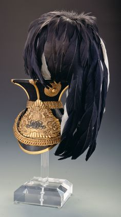 9th Queen's Royal Lancers Officer's Czapka