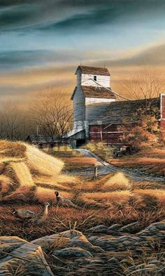 Terry Redlin Paintings