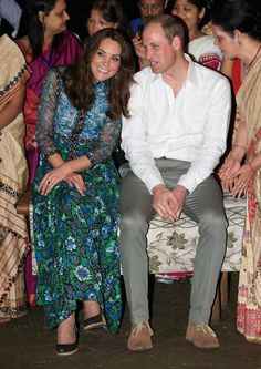 Kate Middleton and Prince William's Tour of India Has Included Some Very Cute Couple Moments