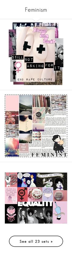 """Feminism"" by beauty-from-ashes ❤ liked on Polyvore featuring art, Miu Miu, Married to the Mob, Lala Berlin, ASOS, CHESTERFIELD, Sperry, Ardency Inn, CASSETTE and Better Late Than Never"