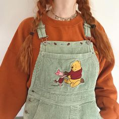 Maybe as pants instead of overalls