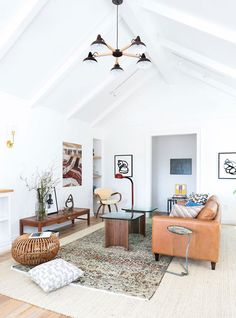 A Cool Silverlake Home Redesign by Homepolish | Interiors  | The Lifestyle Edit