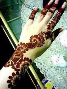 How to Make Mehndi Darker & long Lasting- Tips & Ideas (9)