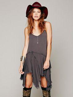 7c1007298090 20 Best How to wear Trapeze Slip Dresses images | Slip dresses, Boho ...