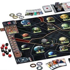 Star Wars: Rebellion Tabletop Game - $74 ⋆ Fandom Gifts!