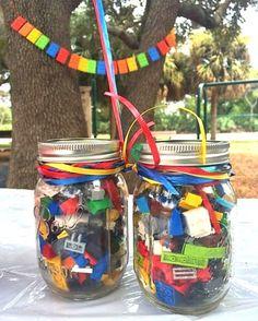 DIY LEGO BIRTHDAY PARTY