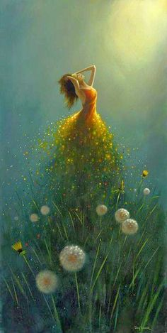 O Tapete Vermelho da Imagem: Images' Red Carpet: A Primavera por Jimmy Lawlor / Spring illustrated by Jimmy Lawlor