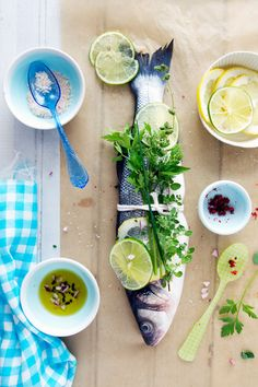 Fish by Beatrice Peltre Food Styling & Photography