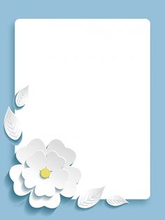 Pure White Flowers Three Dimensional Paper Cut Style Beautiful And Fresh Simple Background Simple Background Images, Flower Background Design, Simple Backgrounds, Flower Backgrounds, Background Pictures, Background Flores, Flower Background Wallpaper, Paper Background, Flower Text