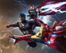 Iron man capitain america thor marvel amerika e kunst. Marvel Dc Comics, Marvel Avengers, Marvel Comic Universe, Comics Universe, Marvel Art, Marvel Memes, Marvel Cinematic Universe, Avengers Team, Mundo Marvel