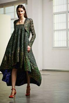 Sfilata Antonio Berardi New York - Pre-collezioni Autunno-Inverno 2014-15 - Vogue