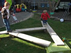 Learning for Life: Outdoor Play Link-up - a week of outdoor play