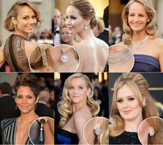 Get the look of Oscar jewelry for less.  Check out our blog for great looks for less.