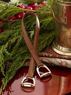 Double-Stirrup Ornament - Ralph Lauren Home Ornament - RalphLauren.com