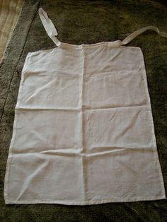 16th c Flemish apron