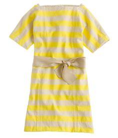 Dress by J. Crew girls'. Adults can wear it, too!