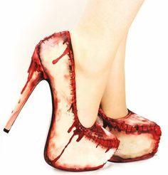 Hand Made Platform Heels 3 Weeks Design Time ...