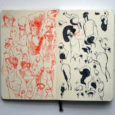 Pin by lucas avery on sketchbook art sketchbook, doodle books, art sketches Moleskine Sketchbook, Artist Sketchbook, Sketchbook Pages, Sketchbooks, Artist Journal, Inspiration Art, Sketchbook Inspiration, Art Inspo, Art Sketches