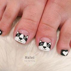 Nail Art Designs Videos, Toe Nail Designs, Feet Nails, Toenails, Basic Nails, Toe Polish, Pretty Toes, Toe Nail Art, Makeup Revolution