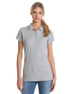 Dickies Women's Pique Polo Shirt -- Visit the image link more details.