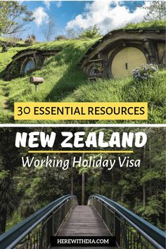 Thinking of doing a New Zealand Working Holiday? Check out these 30 essential resources for your next working holiday! Moving To New Zealand, New Zealand Beach, Visit New Zealand, New Zealand South Island, New Zealand Travel, Working Holiday Visa, Working Holidays, Taiwan Travel, Australia Travel
