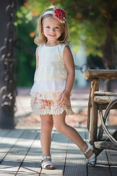 Persnickety Pocket Full of Posies Tillie Short Now in Stock (Persnickety Clothing Company). Persnickety Pocket Full of Posies Tillie Short. This item is a final sale. Girls Dresses Tween, Little Girl Dresses, Flower Girl Dresses, Tween Girls, Little Girl Models, Child Models, Cute Young Girl, Cute Baby Girl, Baby Boy