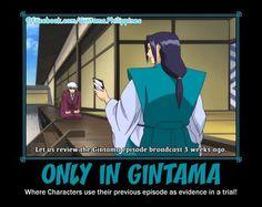 GINTAMA, Kinniku-Buster Case or Madao-Buster Case, Sakata Gintoki VS Kenji Haga