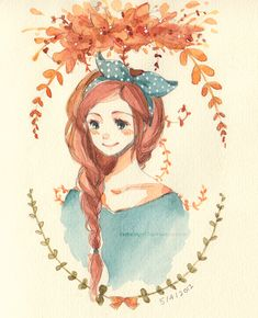 Maple by cartoongirl7.deviantart.com on @DeviantArt