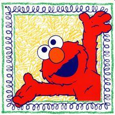 Elmo Clip Art - Viewing