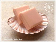 "Seife ""Rose"" - handmade soap by Fräulein Winter"