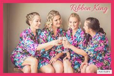 Satin Florals! Order yours at Ribbonkings@gmail.com.  Shipping - worldwide