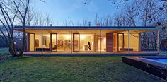 ARCHITEKTEN LUGER & MAUL pinned by www.wagner-fenster.at