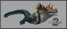 Pixologic ZBrush Gallery: Guild Wars 2