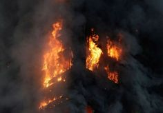 Massive fire in west London high-riseA deadly night-time fire...  Massive fire in west London high-rise  A deadly night-time fire raced through a 24-story apartment tower in London early Wednesday June 14 killing at least six people and injuring dozens more. Some desperate residents threw their children from high windows hoping someone on the ground would catch them.  Police commander Stuart Cundy said there were six confirmed fatalities adding that the figure was likely to rise during what…