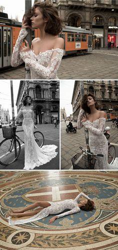 Liz Martinez Haute Couture 2015 Collection - Bummed Bride
