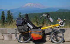 good review of solar power charging devices for bike tour