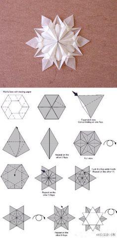 折纸来自杯中猫o的图片分享-堆糖;