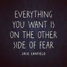 This quote is very accurate. Everything is on the other side of fear. Everyone is scared of at least one thing, whether they think they do or don't. Fear is beatable and it is also avoidable. Whether you choose to avoid it or destroy it, that's your choice. #inspire #inspired #inspiration #inspirationalquotes #motivate #motivational #motivation #motivationalquotes #fear #dontletfearstopyou #dontletfearholdyouback #yourlife #love #life