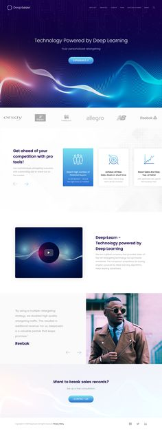 This is our daily Web app design inspiration article for our loyal readers. Every day we are showcasing a web app design whether live on app stores or only designed as concept. Web Ui Design, Responsive Web Design, Ui Web, Page Design, Blog Design, Web Layout, Layout Design, Html Css, Effects Photoshop