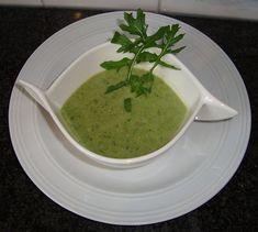 Rucolasoep met kaas  Recepten -