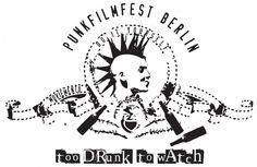 Noch bissl hin, aber Vorfreude is ja bekanntlich die schönste...TOO DRUNK TO WATCH – Punkfilmfest   5. Punkfilmfest – Berlin 6. -10.4.2016