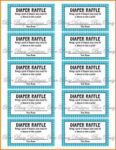 envelopes for your project through free printable raffle ticket template the help of our free raffle